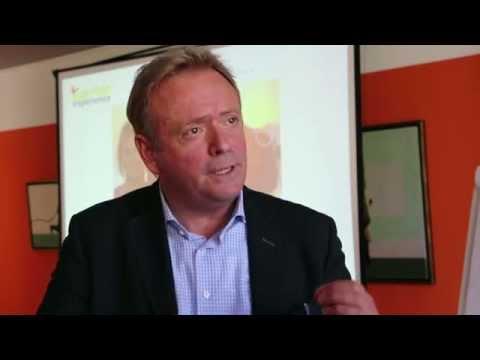 Jan van Setten op GardenExperience 2014