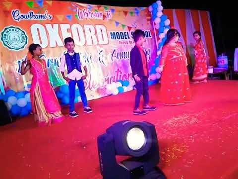 Bhel bhel poori song by Oxford school kids.