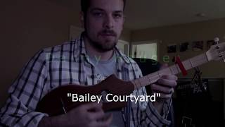 Bailey Courtyard by Danny Hauger Original Seagull M4 Composition Medieval Music Free Mp3