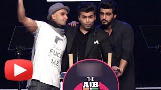 AIB Knockout - The Roast Of Arjun Kapoor & Ranveer Singh | Best One Liners