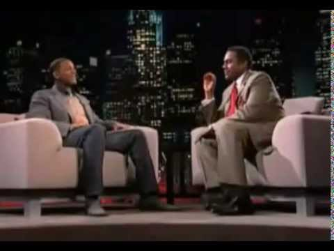 Will Smith Interview on How to use brain power (The Alchemist book) Link