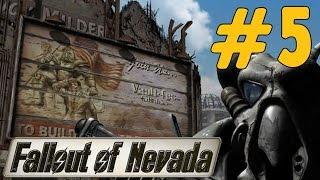 Fallout of Nevada - Сумасшедшая охота на Гекко(Часть 5)