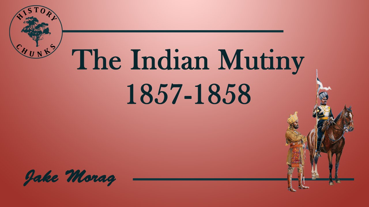 why the events of 1857 8 in The events of 1857 in contemporary writings in urdu full article figures & data citations is also inapplicable to the events of 1857 since the uprising was not.