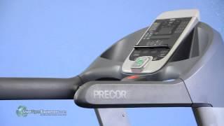 Precor 966i Experience Treadmills