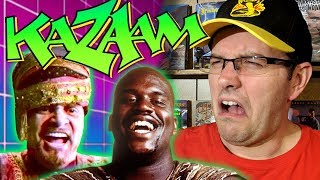 Kazaam Review (1996) Starring Shaq the Rapping Genie - Rental Reviews