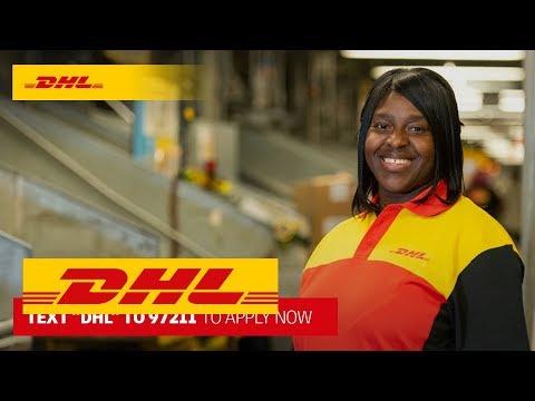 Be Like Tanesa, Work at the DHL Cincinnati Global Hub