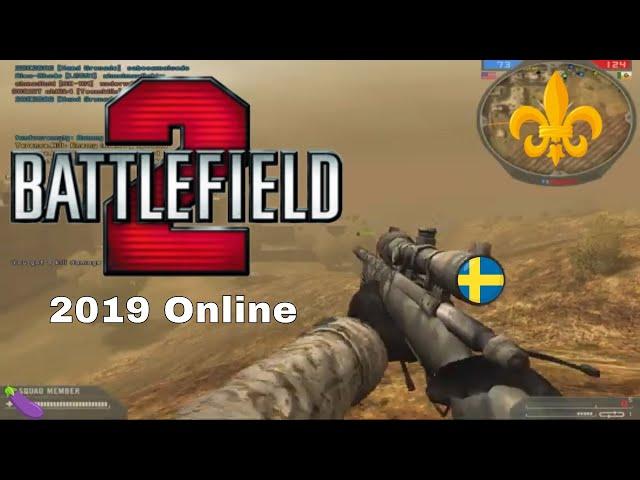 Battlefield 2 Multiplayer 2019 (Strike at Karkand) HD 60fps