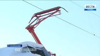 Самые мощные электровозы в мире работают в Приморье
