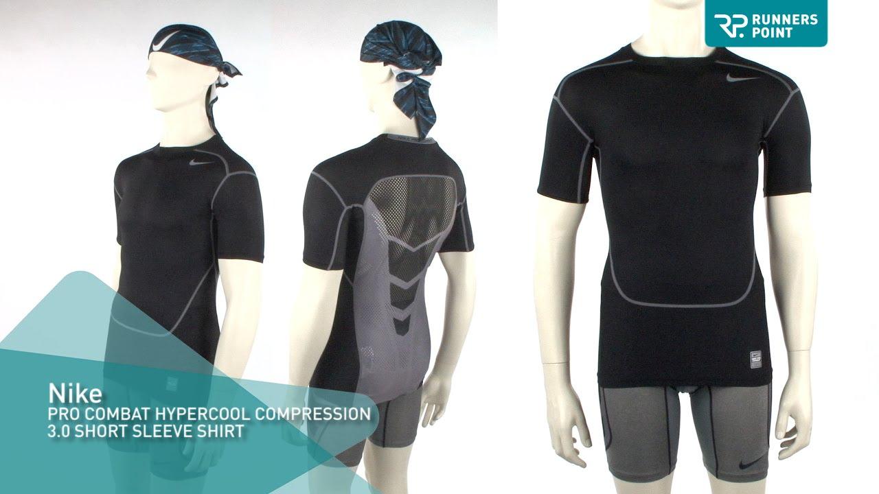 Pro 4 Nike Shirt 3 Combat