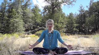 Blissful beginner meditation and Kundalini Yoga -So Darshan Chakra Kriya