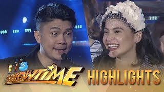 It's Showtime PUROKatatawanan: Vhong gets Anne's joke