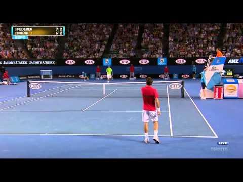 Australian Open 2012 - Federer vs Nadal - Semifinal - Full Match
