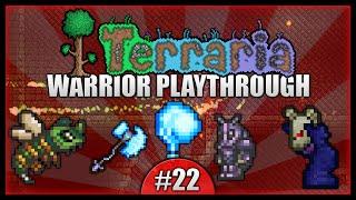 Let's Play Terraria 1.2.4 || Warrior Class Playthrough || Beetle Armour & Ectoplasm! [Episode 22]
