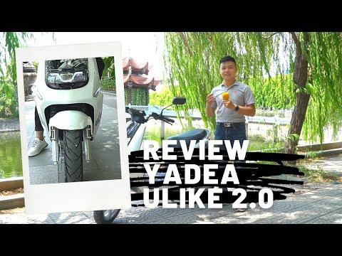 Đánh giá xe máy điện YADEA ULIKE