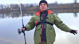 Рыбалка от Михалыча! Михалыч возвращается! Ловим хищника!