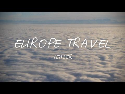 유럽여행 EUROPE TRAVEL - TEASER (독일, 영국, 스페인 축구여행)