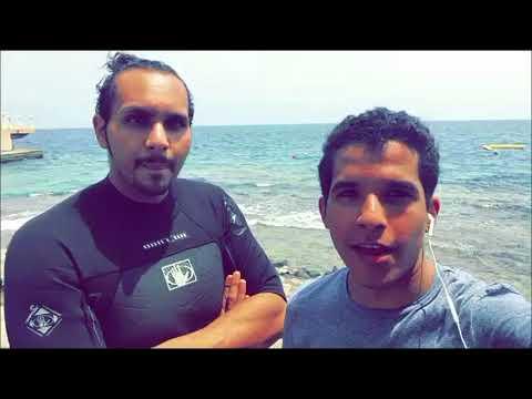 Diving in Jeddah - JA Coverage