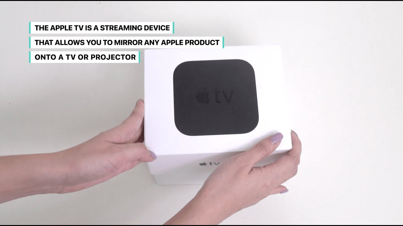 Using Apple TV in your classroom