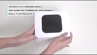 How to use Apple TV in your Classroom