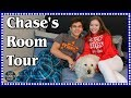 MY BEDROOM TOUR | CHASE