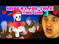DATING PAPYRUS... I've Done Something Horrible!!   UnderLOVETale - An Undertale Dating Sim GAME