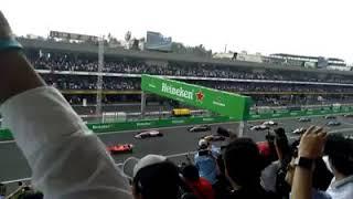 F1 2017 México