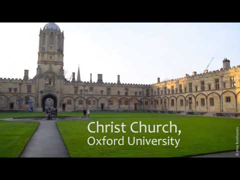 Oxford University, Christ Church college