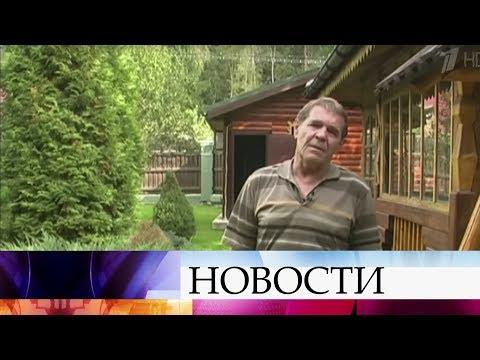 Во время поездки в Монголию скоропостижно скончался актер Алексей Булдаков.