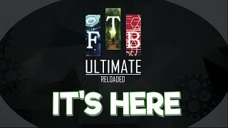 FTB Ultimate Reloaded - Pack Release