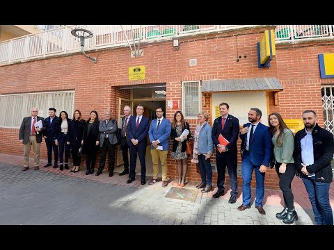 Los vecinos de Algezares disfrutarán de una nueva zona multideportiva