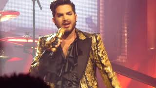 Queen & Adam Lambert - Innuendo / Now I'm Here - Vancouver 7/10/2019