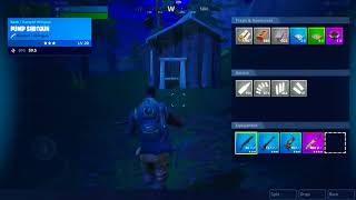 Fortnite Mobile 134 wins(When a Pc player say ;Mobile player Cant play: