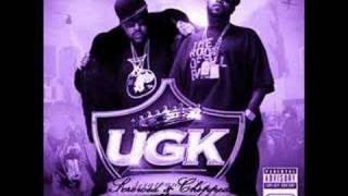 UGK - Cocaine [Screwed & Chopped]