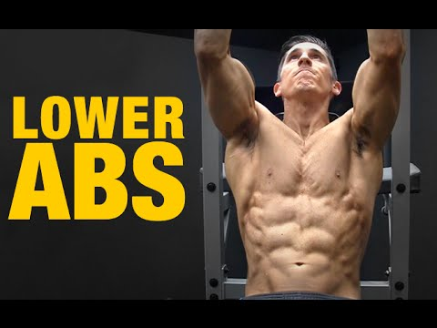 Lower Ab Exercise Tips (4 KEYS TO KILLER LOWER ABS!)