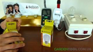 Светодиодная LED лампа Bellson 3W (e27, 200Lm)(Светодиодная LED лампа Bellson 3W. http://gardentool.com.ua/svetodiodnaya_lampa_bellson_bl_e27_3w_2700 - купить LED лампы по хорошим ценам с ..., 2014-03-10T19:15:42.000Z)