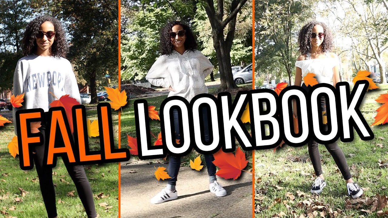 [VIDEO] - Fall Lookbook | Morgan Jean 2