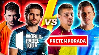 PAQUITO - DI NENNO vs GARRIDO - BELLUATI *WORLD PADEL TOUR 2021 PRETEMPORADA HIGHLIGHTS* - el4Set