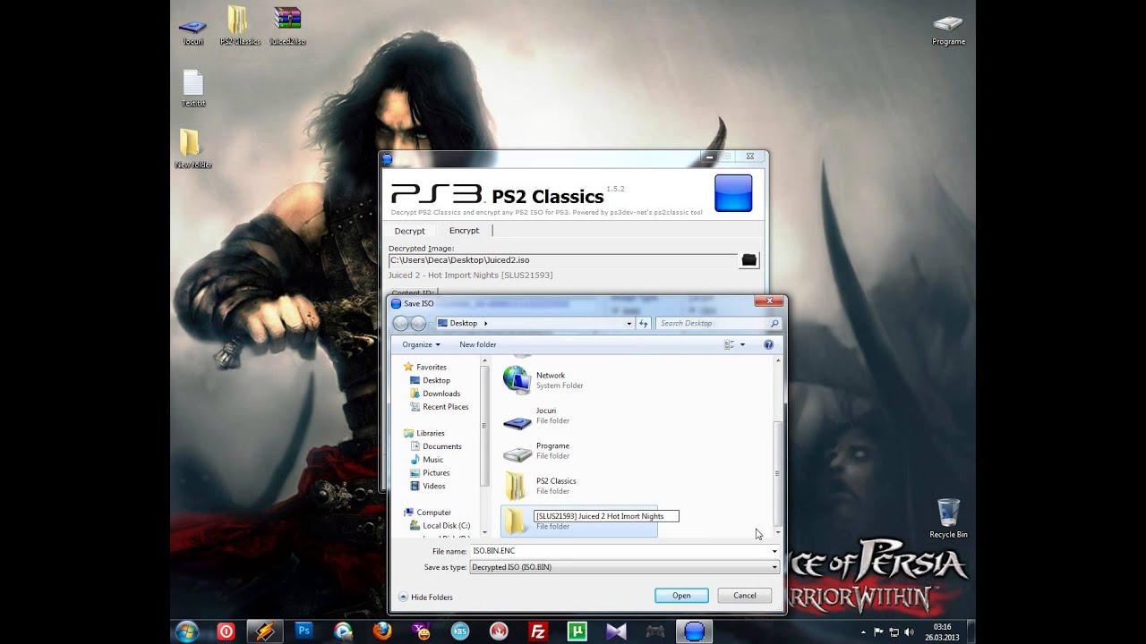 PS2 Classics Manager Tutorial Full