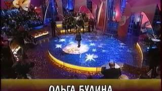 Ольга Будина на СТС.