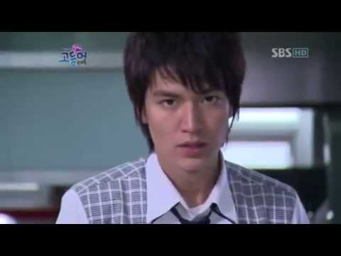 Lee Min Ho Mackerel run funny scene part 1