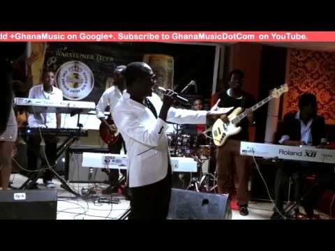 Richie Mensah - Performance @ Akwaboah video premiere | GhanaMusic.com Video