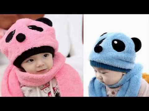 Baby Winter Warm Hats India  0e6802454d4