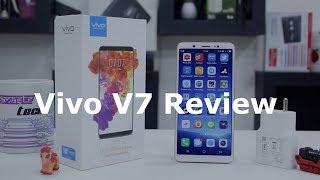 Vivo V7 Review [Hindi]