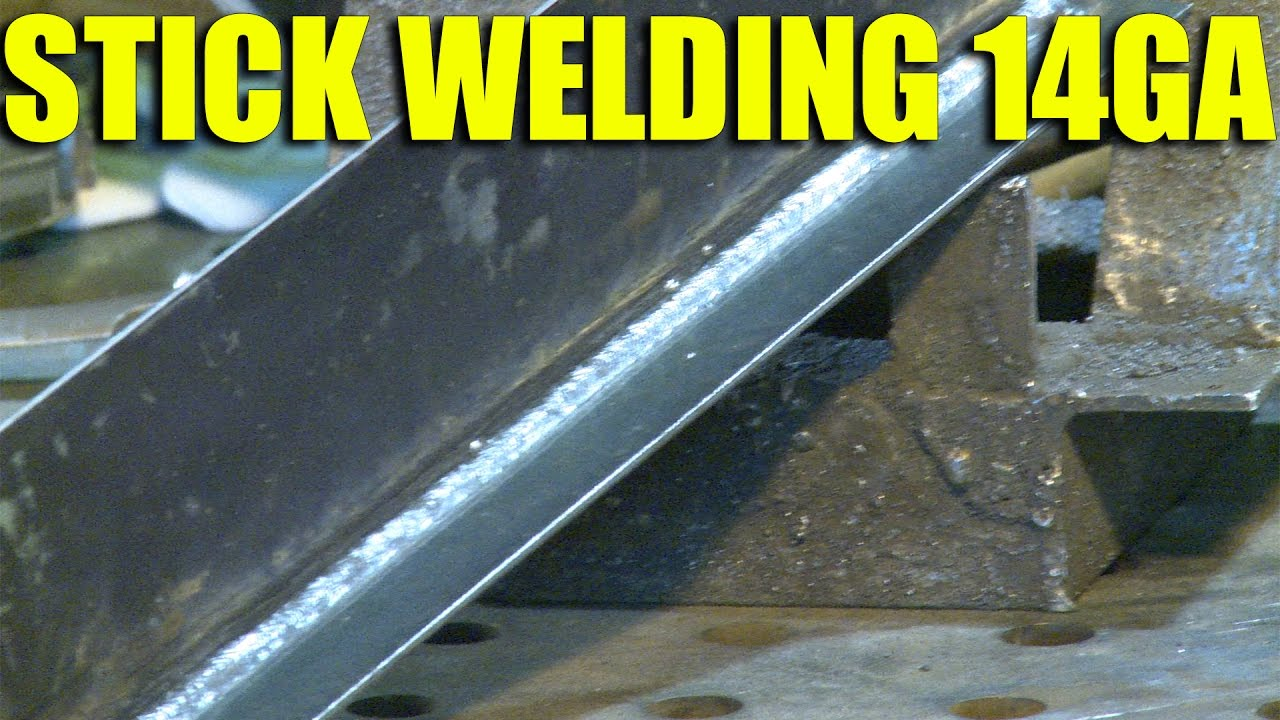 Stick Welding Sheet Metal Viewer Request Youtube