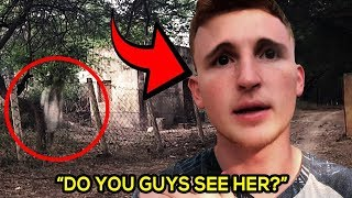 10 SCARIEST videos recorded by YouTubers like Jake Paul, Morgz, & I...