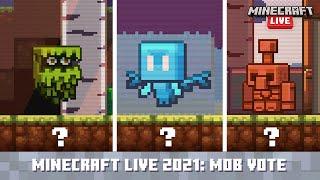 Minecraft Live 2021: The Mob Vote