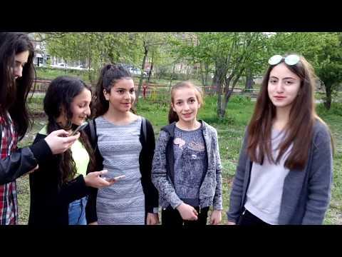 Vanadzor 7  Pitch Video Technovation Armenia - 2018