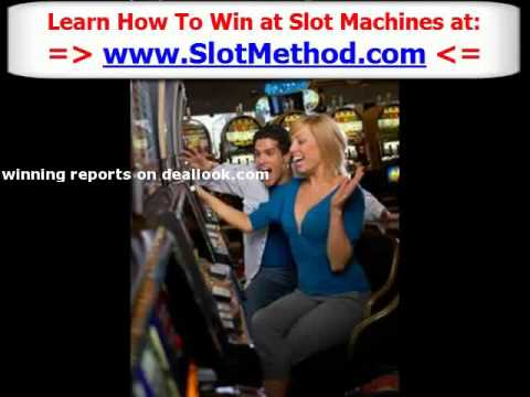 how to win in a casino machine