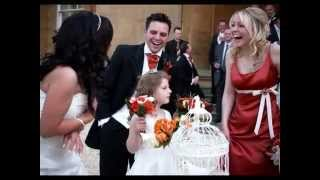 BBC Dont Tell The Bride, Wayne and Leanne at  Leigh Court Bristol by www.loveydoveyUK.com