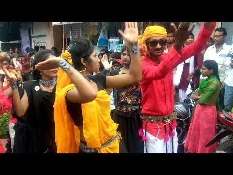 am Bam Bhole New Timli // Arjun R meda // Adivasi songs // Timli // Timli Dance // Adivasi Dance